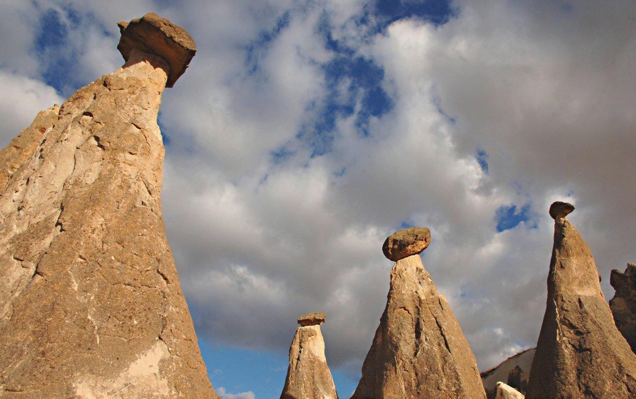 Cappadox ile Kapadokya'nın jeolojik yapısını keşfedin