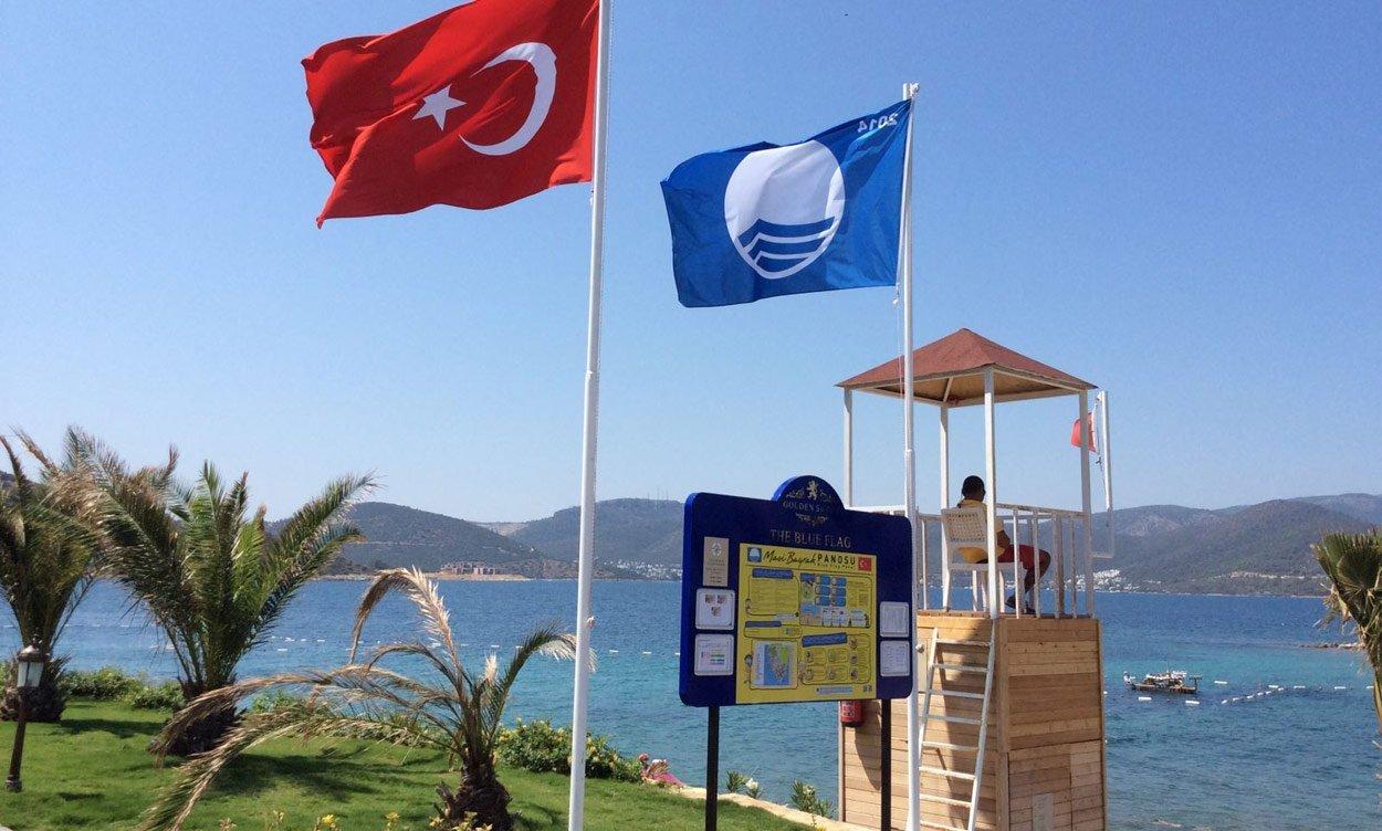 Mavi bayrakta öncü kent; Antalya