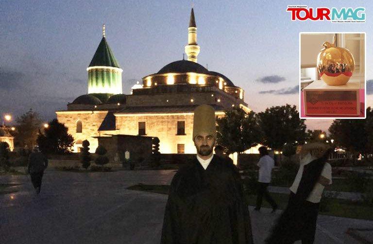 """Golden Apple"" comes to Konya"