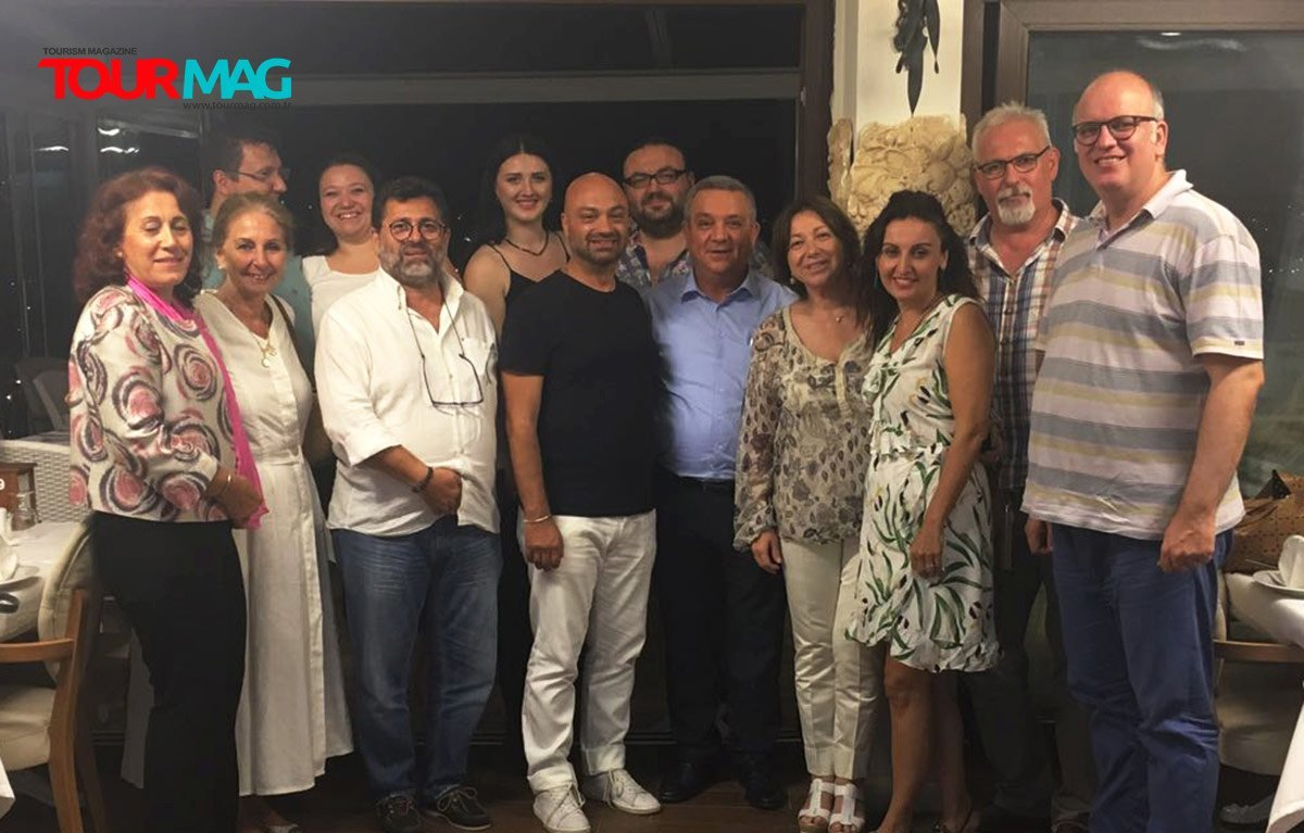 Tourism experts came together in Kuşadası