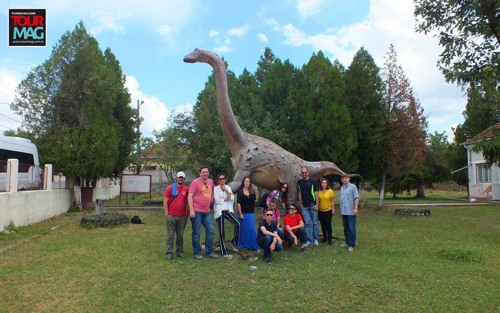 dinozor jeoparkı (dinosours geopark)