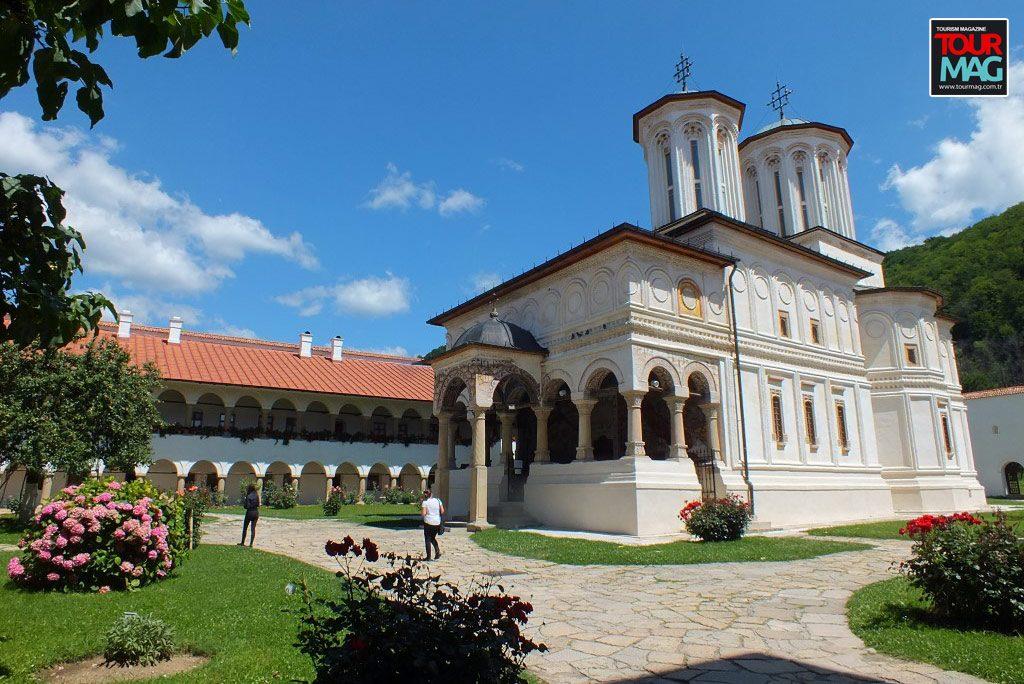 horezu manastırı (horezu monastery)