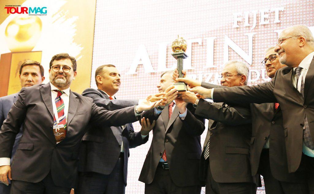 FIJET Turkey President Delal Atamdede