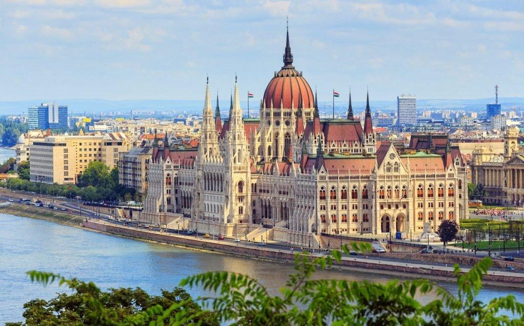 Orta Avrupa Budapeşte
