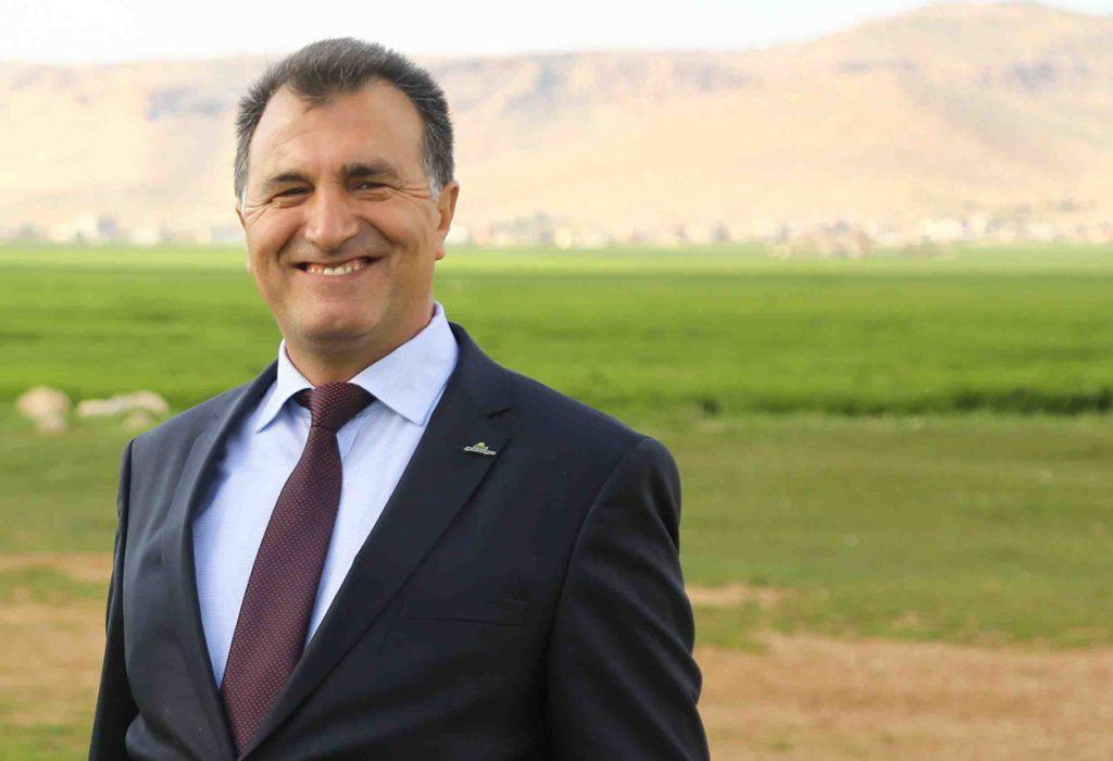 Mardin Bulgurcular Yardımlaşma ve Dayanışma Derneği Başkanı ve İpek Bulgur Yönetim Kurulu Başkan Yardımcısı Faysal Sun