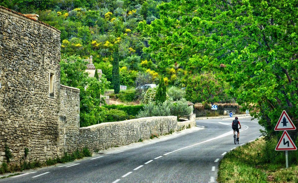 bisiklet rotası