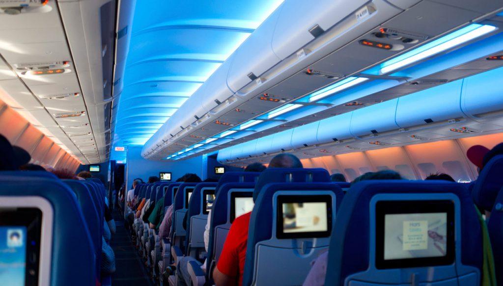 uçak yolculukları