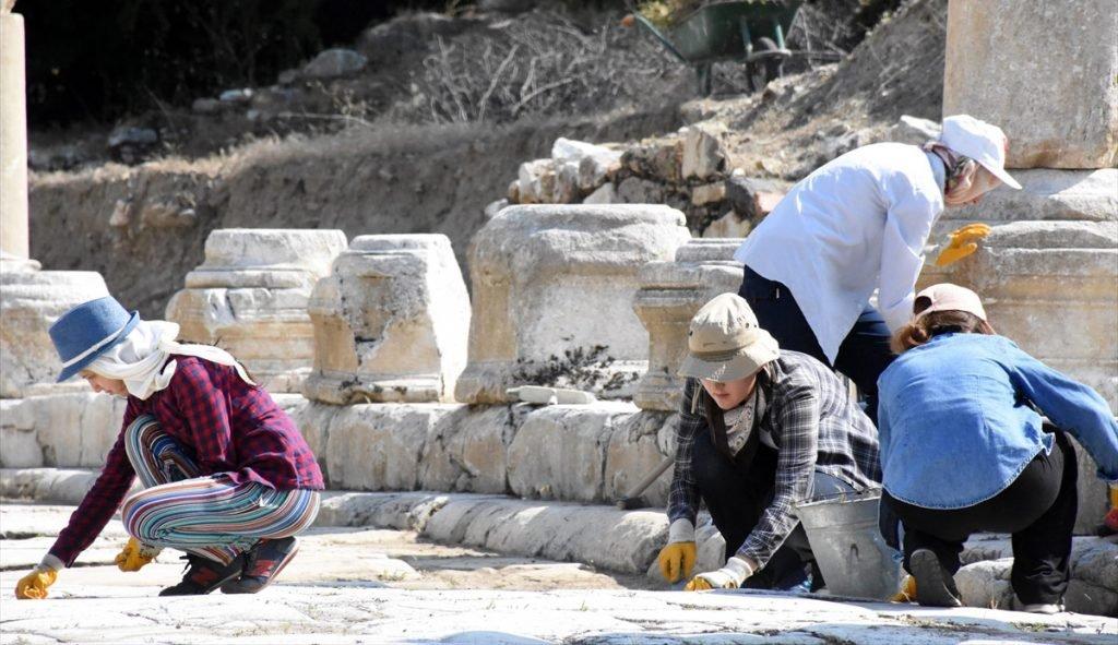 Gladyatörler Şehri Stratonikeia Antik Kent