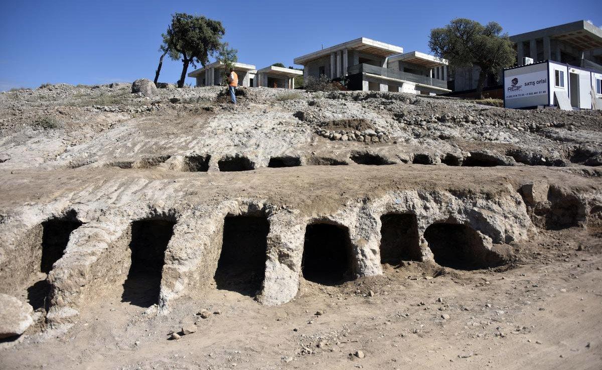 Halikarnassos kazılarının 50 yıllık hikayesi