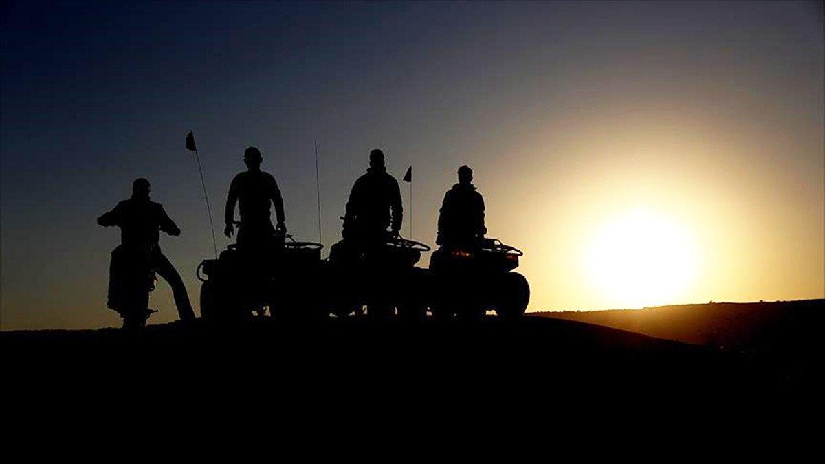 gün batımı safarisi