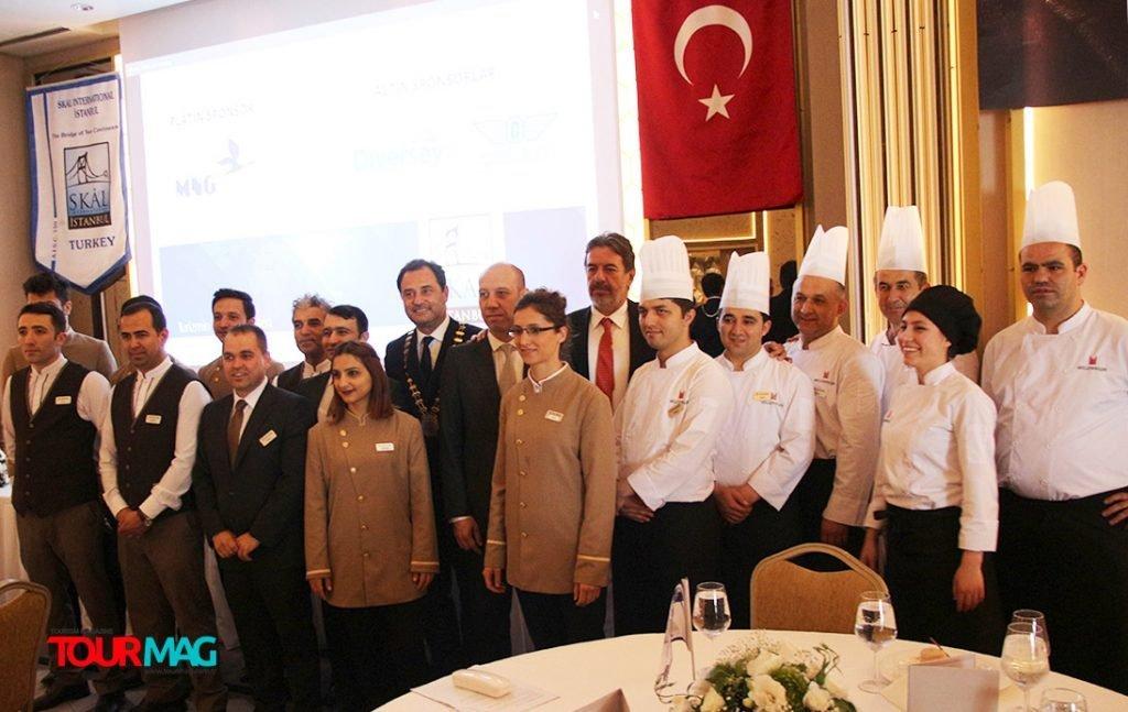 Millennium Istanbul Golden Horn Hotel