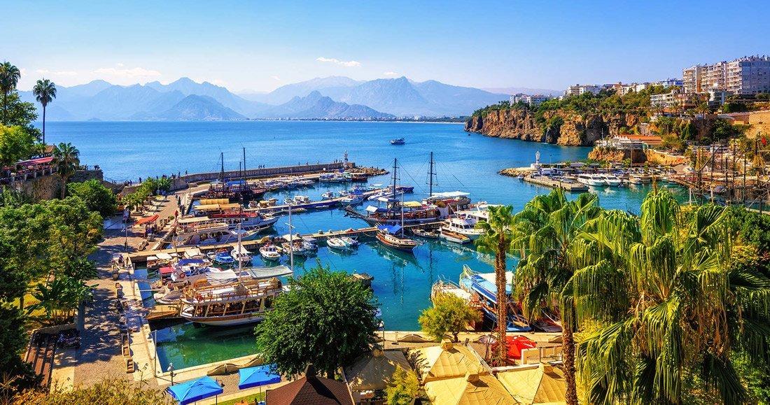 Antalya, mavi bayrakta da lider!