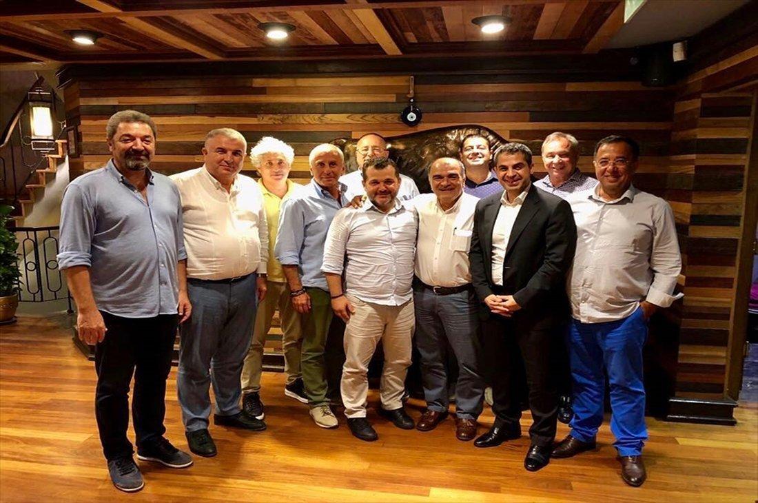 Turizmciler Antalyaspor için destek sözü verdi