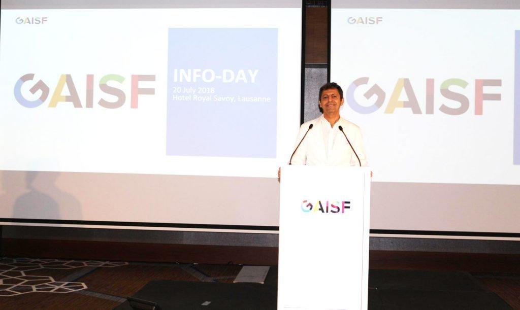 Uluslararası Yoga Federasyonu Başkanı Akif Manaf