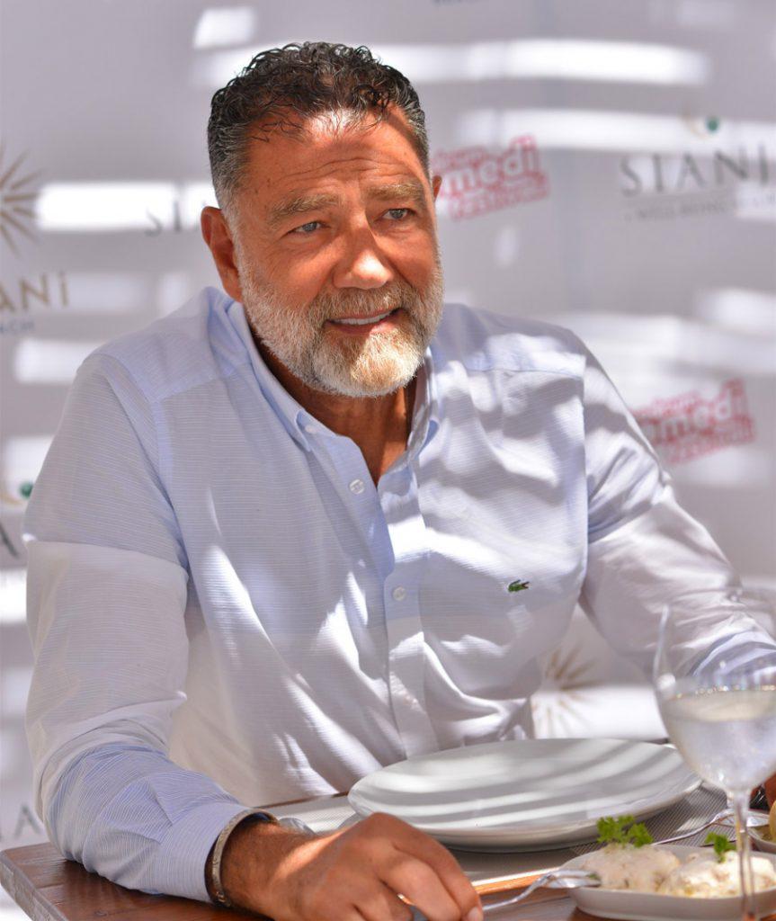 Sianji Well-Being Resort Yönetim Kurulu Başkanı Recai Çakır