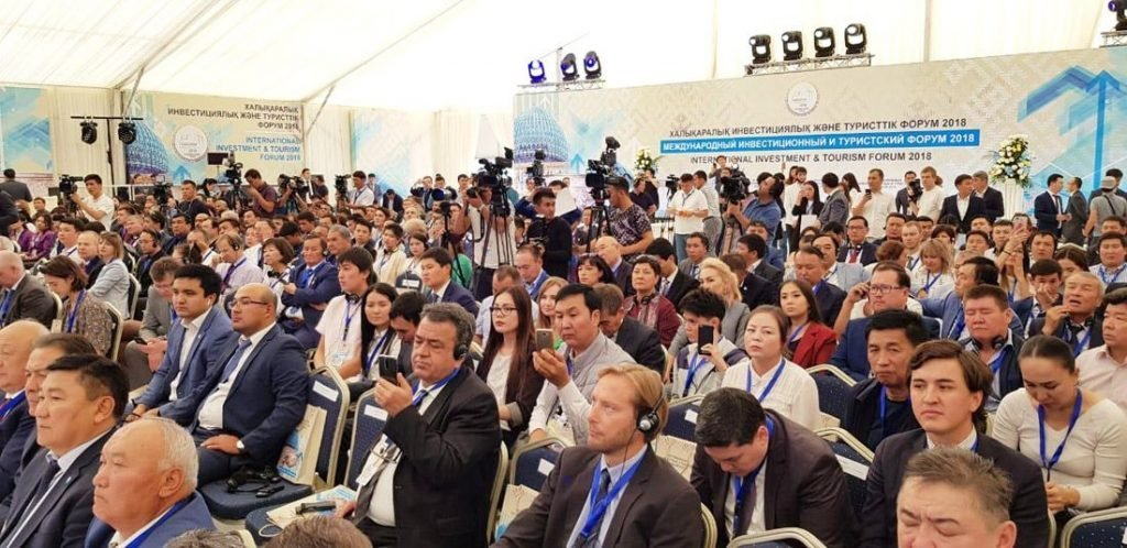 2018 Uluslararası Turizm ve Yatırım Forumu