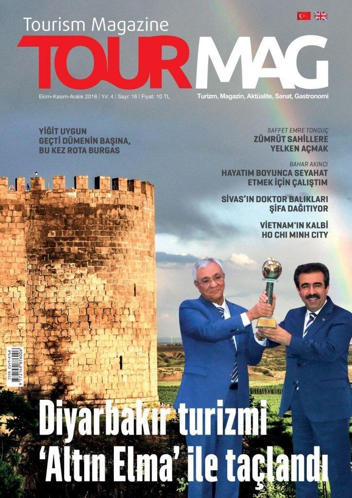 Diyarbakır Tourmag turizm dergisi
