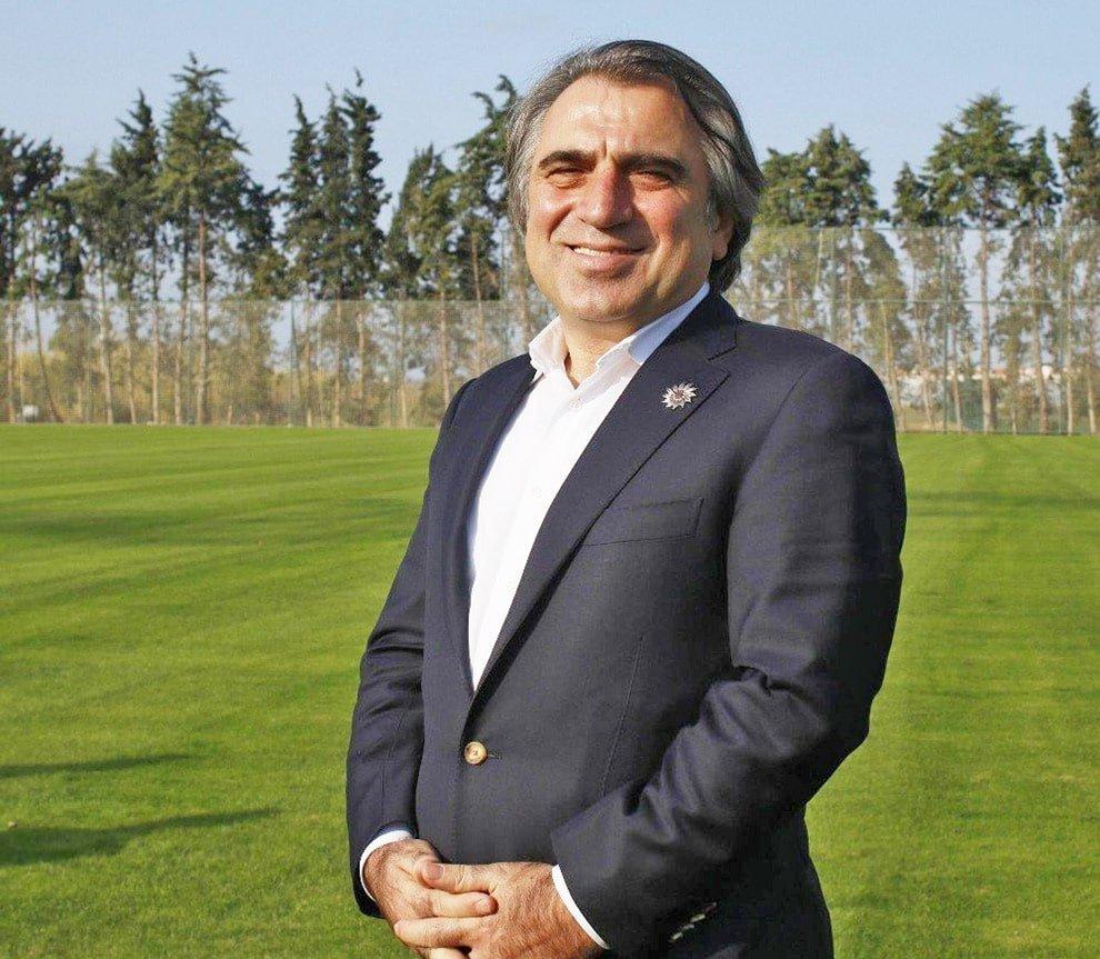 Spor Turizmi Birliği Derneği Başkanı Recep Şamil Yaşacan