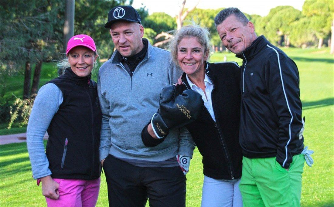 Golf turizminin gözdesi Belek