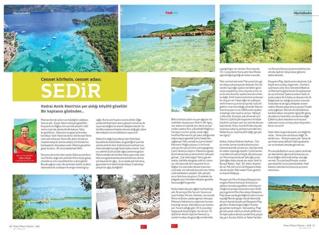 Sedir adası kedrai