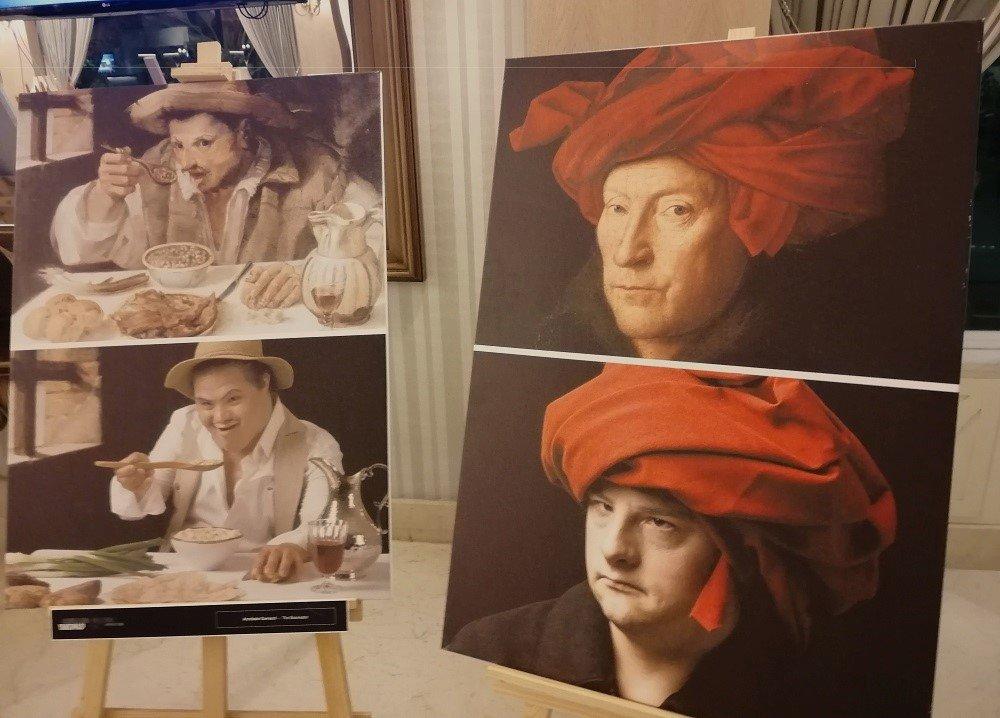 Arnavut sanatçı Soela Zani ve ZİÇEV'den ortak sergi