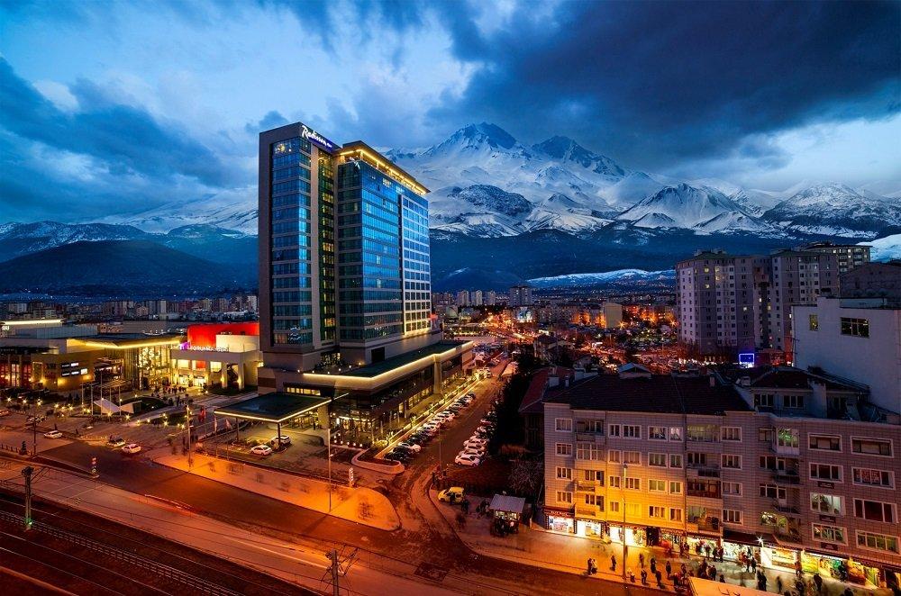 Kayseri kültür ve gastronomi turizmine göz kırpıyor