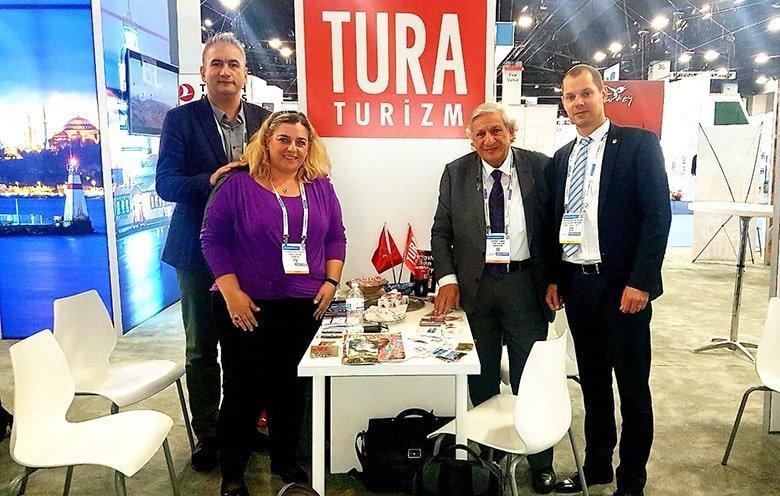 Tura Turizm Yönetim Kurulu Üyesi Leyla Öner Günçavdı