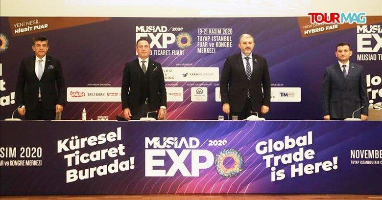 MüSİAD Karavan PArk Müsiad EXPO